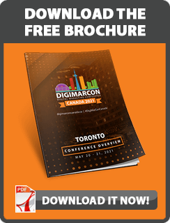 Download DigiMarCon Ontario 2021 Brochure