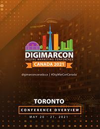DigiMarCon Ontario 2022 Brochure