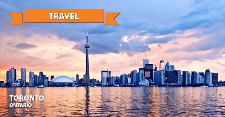 DigiMarCon Ontario Travel
